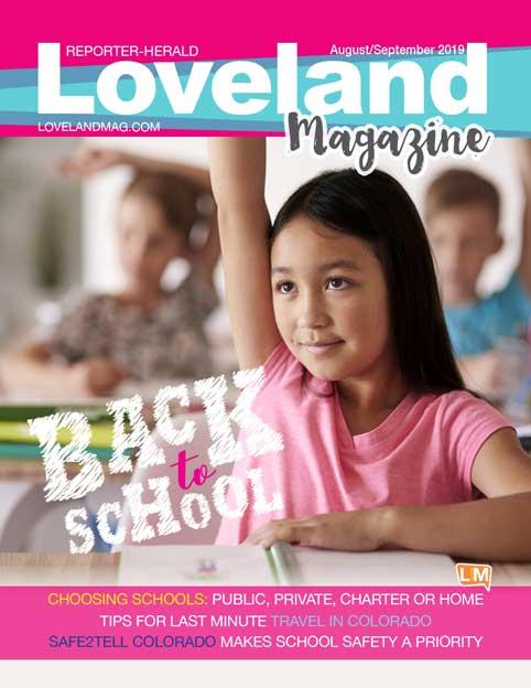 Loveland Magazine August 2019/September 2019